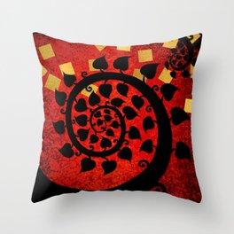 Bodhi Tree0602 Throw Pillow