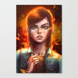 Ellie Canvas Print