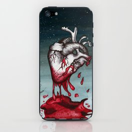 Matters of Heart iPhone Skin