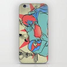 Mondo Lucha! iPhone & iPod Skin