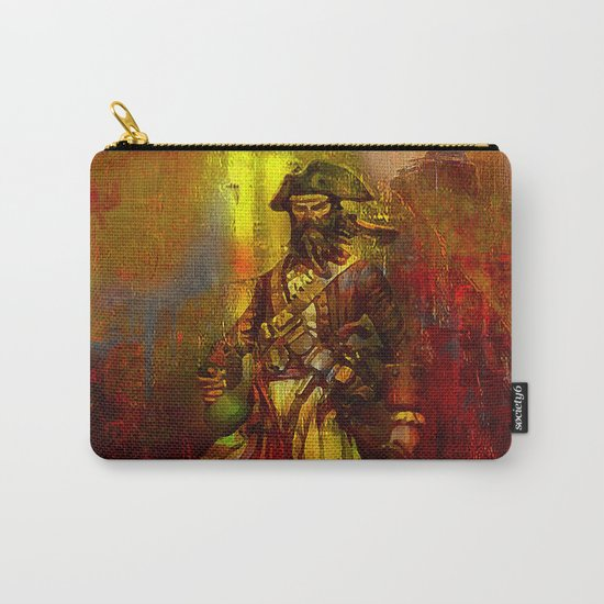 The den of the pirate Carry-All Pouch