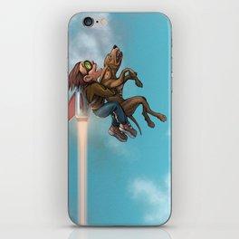 Rocket Dog iPhone Skin