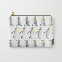 Penguin March Carry-All Pouch