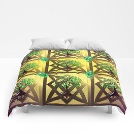 Celtic Tree Pattern Comforters