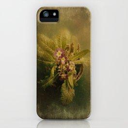 Little Winter Flower iPhone Case