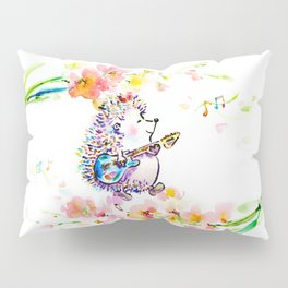 Creating My Own Life Music Pillow Sham