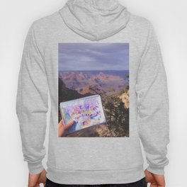 South Rim, Grand Canyon Hoody