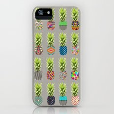 Pineapple Party Slim Case iPhone (5, 5s)