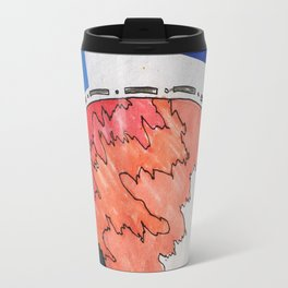 motion sickness. Travel Mug