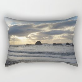 God Rays Rectangular Pillow
