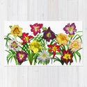 Display of daylilies I by rvjdesigns