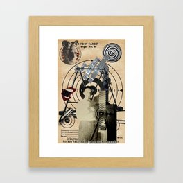 Affectionately, Marcel Framed Art Print