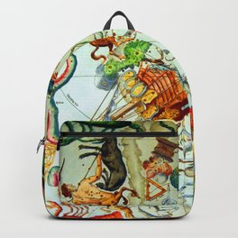 Zodiacs of the Southern Hemisphere Backpack