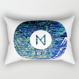 Vinyl abstract Rectangular Pillow