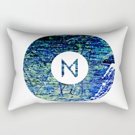 Vinyl abstract Rectangular Pillow