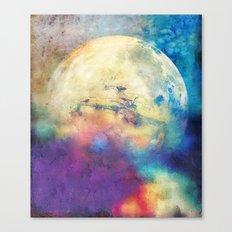 The MOON 3 Canvas Print