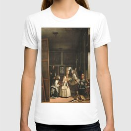 Diego Velazquez - Las Meninas T-shirt