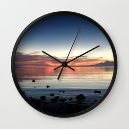 End of Day 2 Wall Clock