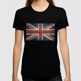 Union Jack Official 3:5 Scale T-shirt