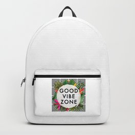 (((( Good Vibes )))) Backpack
