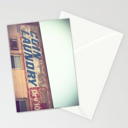Laundry Stationery Cards