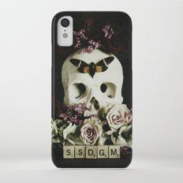 SSDGM iPhone Case