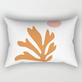 Henri Matisse Print - The Cut Outs Rectangular Pillow