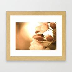 In Full Bloom Framed Art Print