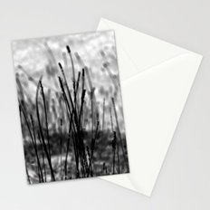 Walking in Shades of Gray Stationery Cards