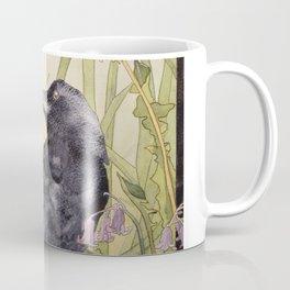 Canuck the Crow Coffee Mug