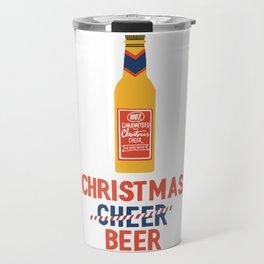 CHRISTMAS BEER Travel Mug