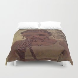 Faith & Focus Duvet Cover