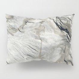 Bay of Fundy Rock No.1 | Texture | Nadia Bonello | Canada Pillow Sham