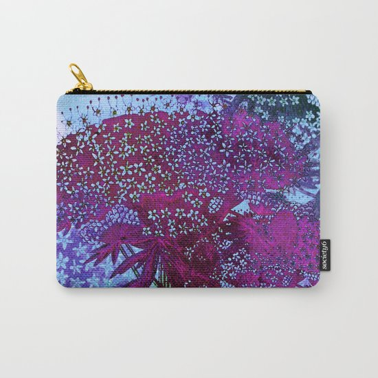 garden at night Carry-All Pouch