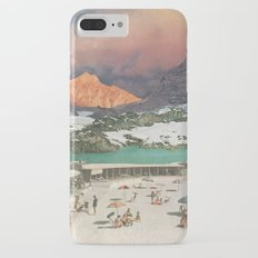 Jade Lake Resort iPhone 7 Plus Slim Case