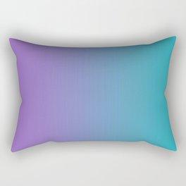 Blushing Unicorn Rectangular Pillow