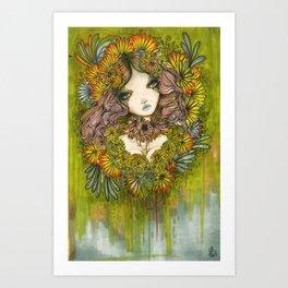 Corrine Art Print
