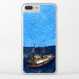 Rebel Clear iPhone Case