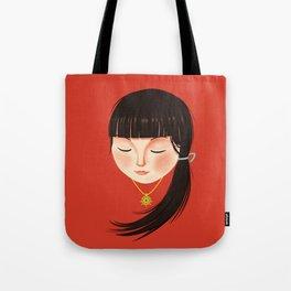 Nine Soul Tote Bag
