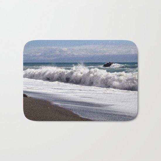 WAVES EASTCOAST SICILY Bath Mat