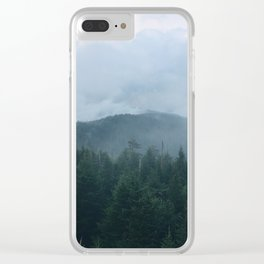 Ever Smokey Clear iPhone Case