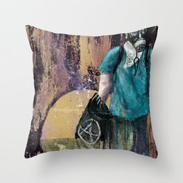 We are the FUTURE Throw Pillow
