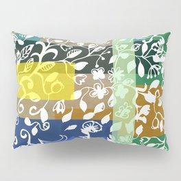 Unconventional lace Pillow Sham