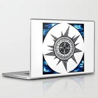 zodiac Laptop & iPad Skins featuring Zodiac  by HaleySayersArt