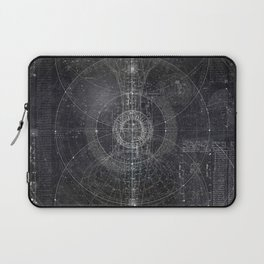 Hemispheres Laptop Sleeve