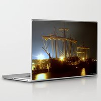 ships Laptop & iPad Skins featuring Tall Ships by Forand Photography