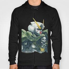 Crossbones - Mobile Suit Gundam Watercolor Hoody