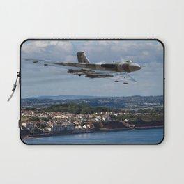 Vulcan Bomber XH558 Dawlish 2015 Laptop Sleeve