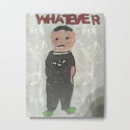Goth Boy  Metal Print