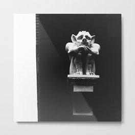 GaryGargoyle Metal Print